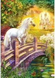 Пазл Castorland Зачарованный сад, 120 деталей