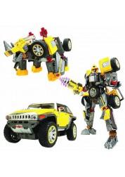 Робот-трансформер Hummer HX, 1:24 Happy Well