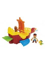 Корабль Парящий фрегат Jake Джейк и пираты Нетландии