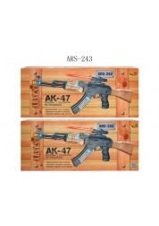 Игрушечный Автомат АК-47 с прицелом Rinzo