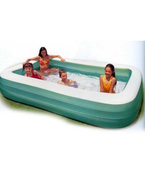 Бассейн надувной Swim Center 305х183х56см Intex 58484