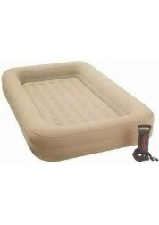Надувная кровать с матрасом для детей Intex 66810