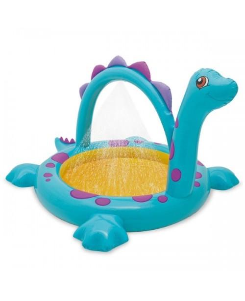 Надувной бассейн Динозаврик 228х165х117см Intex 57437