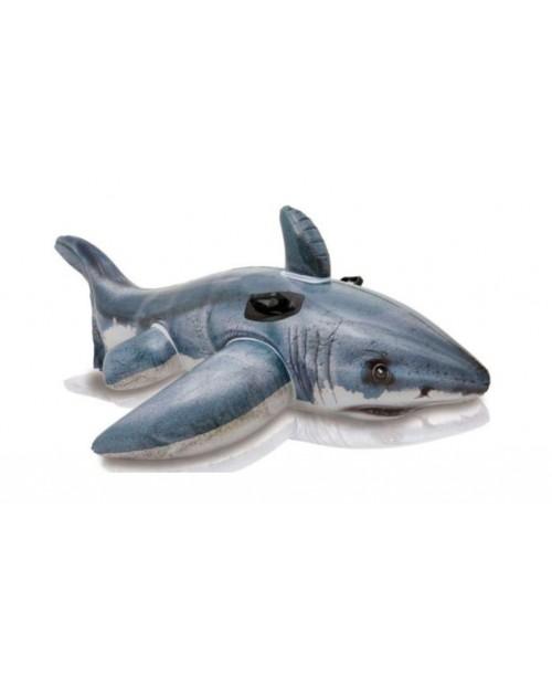 Акула большая 173х107см Intex 57525