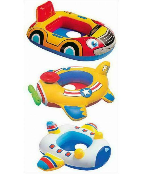 Надувные детские плотики 1-2 года Intex 59586