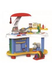 Детская кухня c водой и кофеваркой