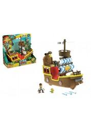 Корабль Пиратский Бакки Джейк и Пираты Нетландии