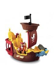 Корабль Веселого Роджера Jake Джейк и пираты Нетландии