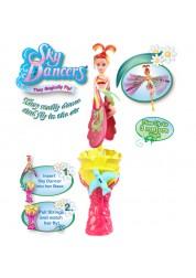 Кукла Sky Dancers в ассортименте 4 вида, в наборе с запускающим устройством