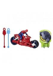 Боевые машины Человека-Паука Hasbro B1467/B0569