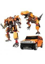 Робот-трансформер Hummer H2, 3шт в упаковке, 1:32