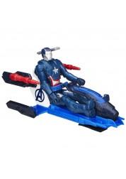 Avengers Титаны: Фигурки Мстителей на транспортном средстве