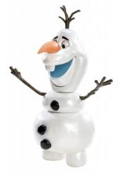 Disney Princess Кукла-снеговик Олаф из м/ф Холодное сердце 20,5 x 8,5 x 23 см Mattel CBH61