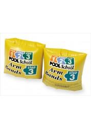 Нарукавники надувные Pool School Intex 56643