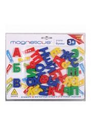 Магнитные буквы Алфавит (27 игровых заданий)