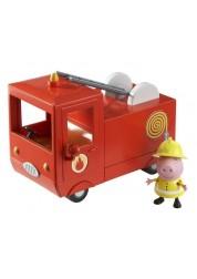 Игровой набор Свинка Пеппа в пожарном автомобиле Peppa Pig Toy Options 29371