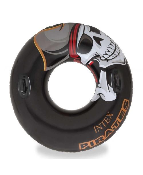 Круг надувной Пиратский 107см Intex 58268