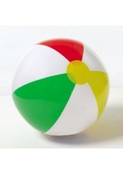 Мяч надувной 41 см Glossy Panel Ball Intex 59010