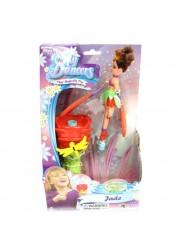 Кукла Sky Dancers Jade с запускающим устройством