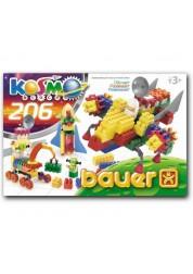 Конструктор Bauer серия Космос 206 элементов (в коробке) 269b Bauer