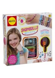 Набор для создания браслетов Шамбала