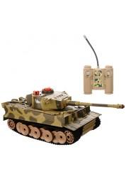 Танк с инфракрасным наведением радиоуправляемый Abtoys C-00058(518)