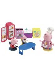 Игровой набор Кухня Пеппы Peppa Pig Toy Options 15560