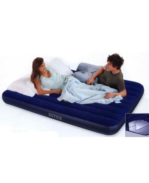 Матрац-кровать надувной DOWNY Intex 68755