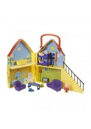 Игровой набор Дом Пеппы с мебелью и аксессуарами (Свинка Пеппа)