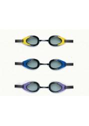 Антиударные очки для подводного плавания Water Pro Goggles Intex 55685