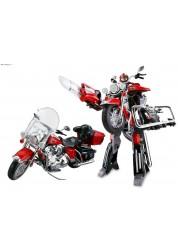 Робот-трансформер Harley Davidson Happy Well