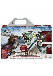 Jurassic Park боевой набор Brawlasaur