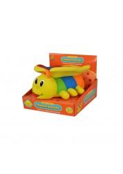 Мягкая развивающая игрушка Поймай бабочку