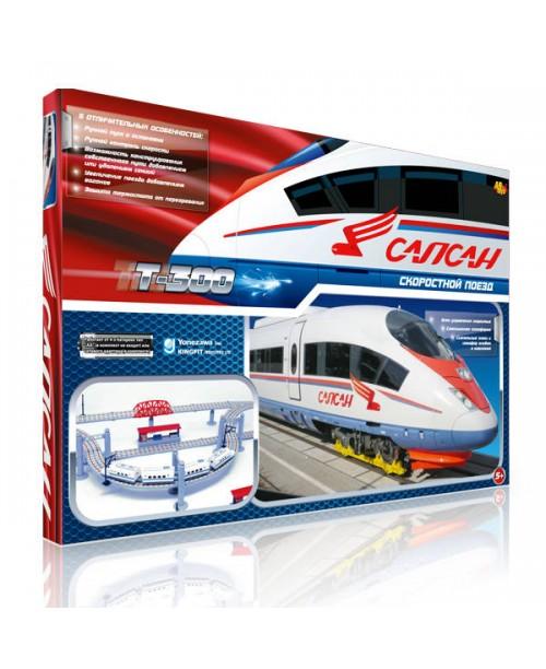 Скоростной поезд Сапсан (Железная дорога) 6,8 м (контроль скорости) Стрела Racing Pro T300