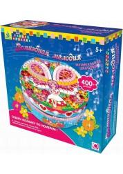 Мозаика-шкатулка музыкальная Волшебная мелодия 400 деталей Orb Factory