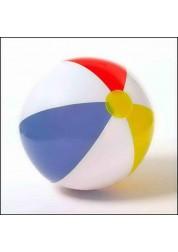 Мяч надувной 51 см Glossy Panel Ball Intex 59020