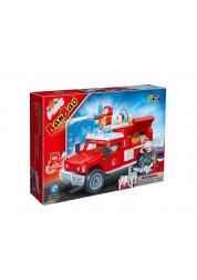 Конструктор Пожарная машина 242 детали