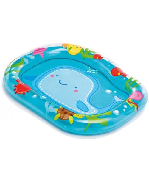 Детский бассейн Маленький кит Intex 59406