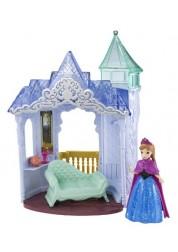 Кукла Анна с замком и аксессуарами Disney Princess Mattel BDK34