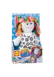 Набор Раскрась куклу