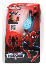 Летающий герой Marvel Spiderman