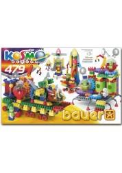 Конструктор Bauer серия Космос 479 элементов (в коробке)