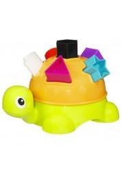 Веселая черепашка Playskool с формочками