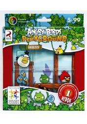 Головоломка Angry Birds Playground Наверху