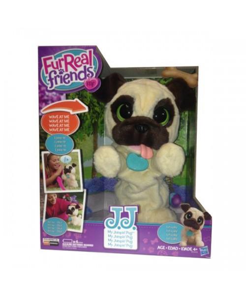Игривый щенок J.J. My Jumpin' Pug FurReal Friends B0449 Hasbro