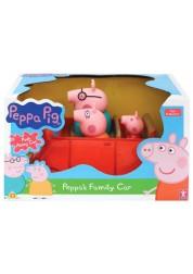 Peppa Pig игровой набор Машина Семьи Пеппы