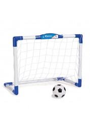 Складывающиеся ворота для игры в футбол
