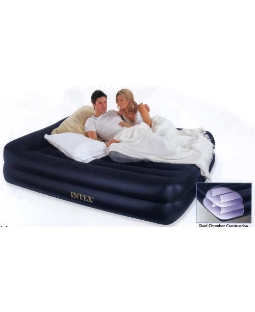 Матрац-кровать QUEEN Rising Comfort 163х208х50см Intex 66720