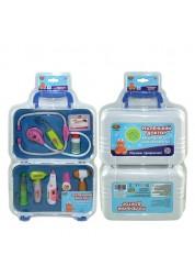 Набор медицинских инструментов в чемодане 8 предметов ABtoys