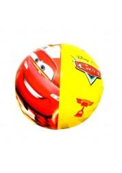 Мяч надувной Disney Cars 61см Intex 58053